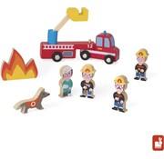 Janod Janod Story Mini - Brandweer