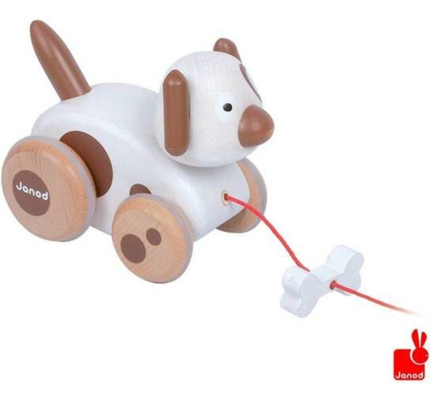 Janod Zigolos - Trekfiguur Hond