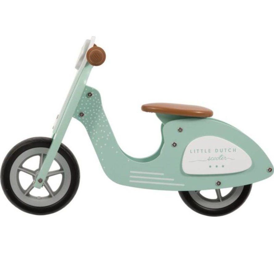 Loopfiets Mint Little Dutch Scooter