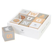 BamBam Bambam Wooden ABC Blocks