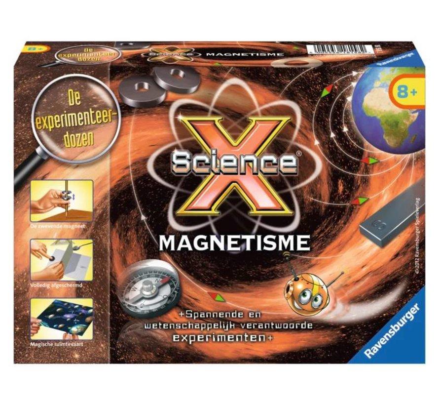Science X Magnetisme Ravensburger