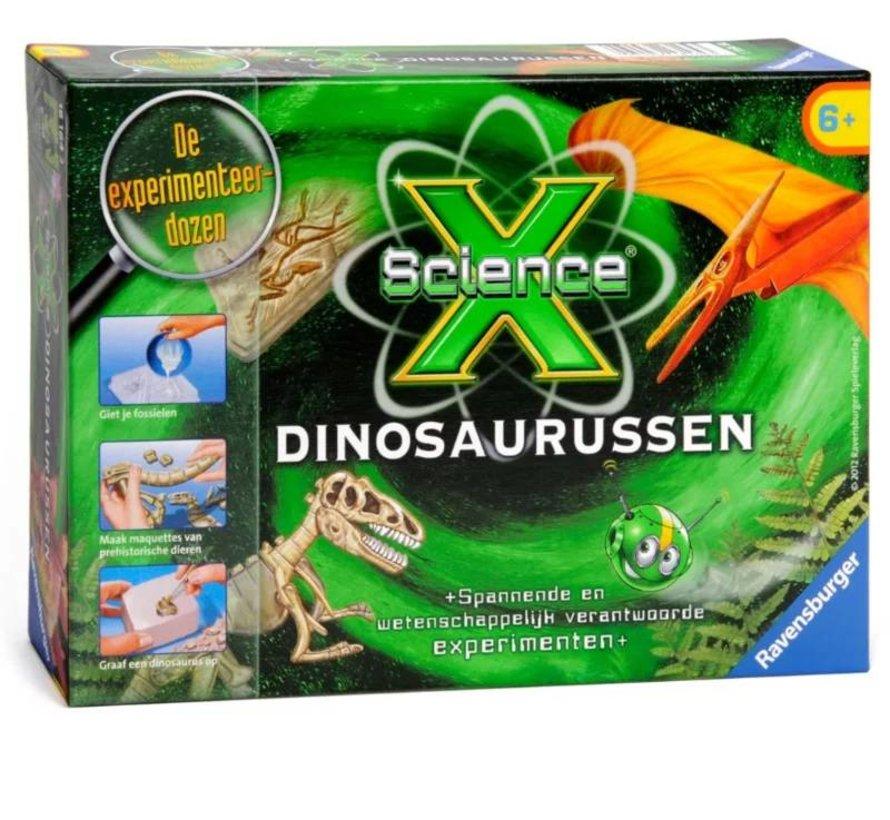 ScienceX Dinosaurussen Ravensburger