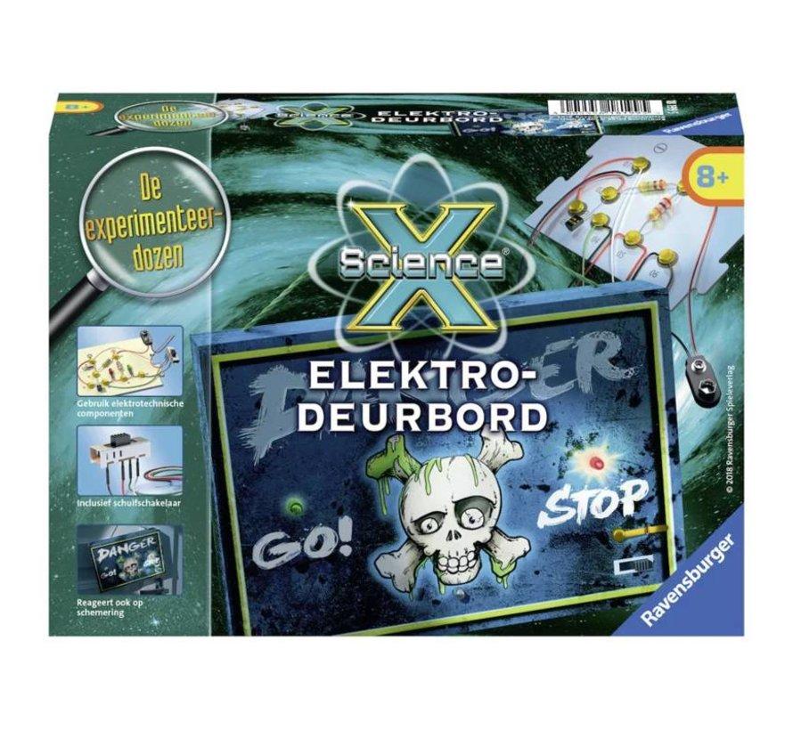 ScienceX Elektro - Deurbord Ravensburger