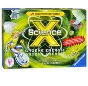 Ravensburger ScienceX Groene Energie Ravensburger