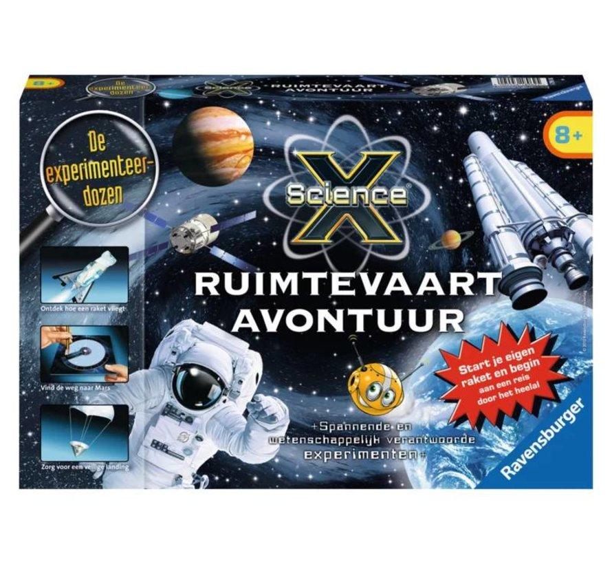 ScienceX Ruimtevaart Avontuur Ravensburger