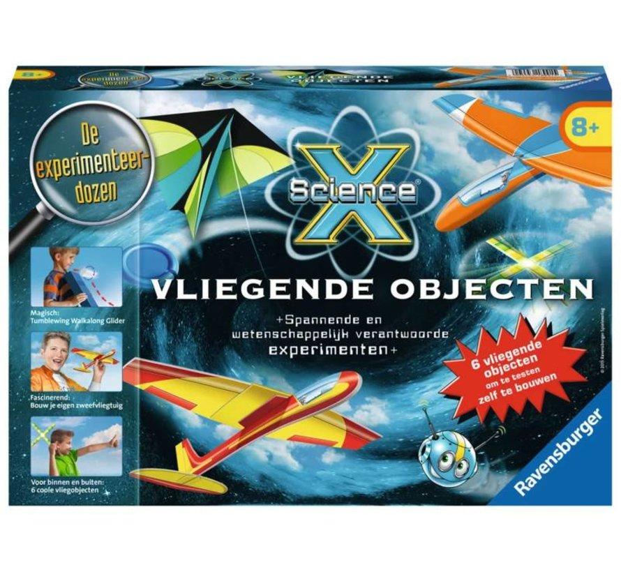 ScienceX Vliegende Objecten Ravensburger