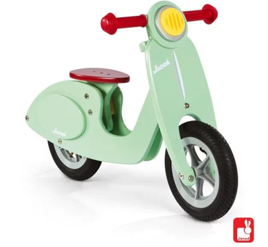 Scooter Mint Janod
