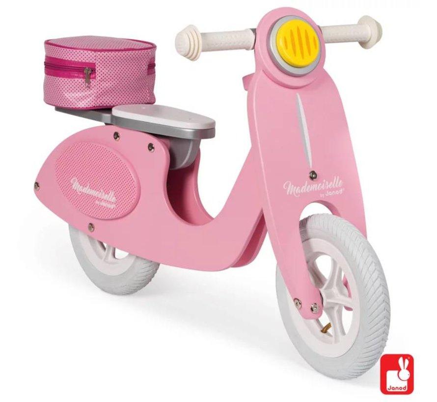 Scooter Roze Janod