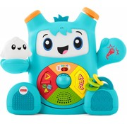 Fisher-Price Leerplezier Slimme Moves RockIt - Speelgoedrobot Fisher-Price