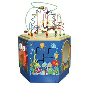 Hape Kubus Professional Coral Reef Activity Center
