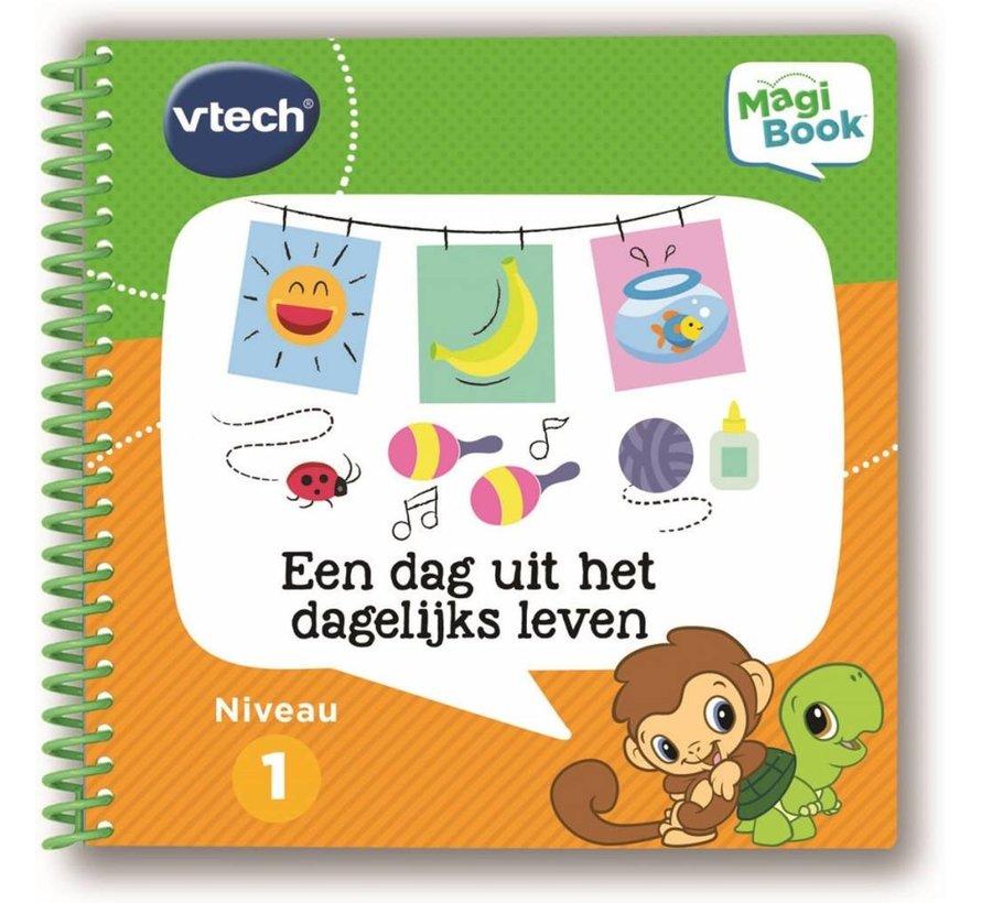Vtech MagiBook Bundel Een dag uit het dagelijks leven