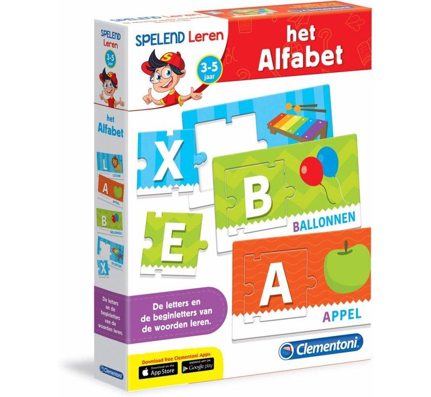 Clementoni Spelend Leren - Het Alfabet
