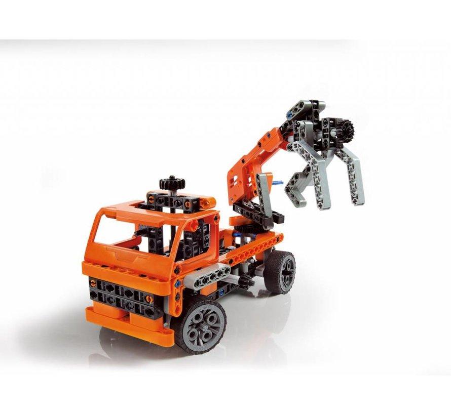 Wetenschap en Spel Mechanica Vrachtwagen