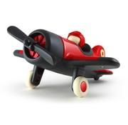 Playforever Playforever Mimmo Aeroplane Red vliegtuig
