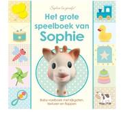 Sophie de Giraf Sophie de giraf voelboek: Het grote speelboek van Sophie