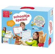 Zwijssen Maan Roos Vis schooltje spelen Zwijsen