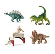 Schleich Schleich Mini Dinosaurus vliegende dino Set puzzel