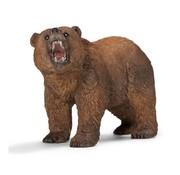 Schleich Schleich Mannelijke Grizzlybeer