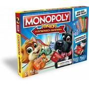 Hasbro Monopoly Junior Elektronisch Bankieren - Bordspel