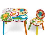 Fisher-Price Fisher Price Tafel met Stoel
