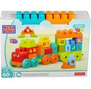 Fisher-Price Mega Bloks First Builders ABC Alfabet Trein - Constructiespeelgoed