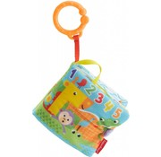 Fisher-Price Fisher-Price 1 tot 5 Activity Boek - Babyboekje