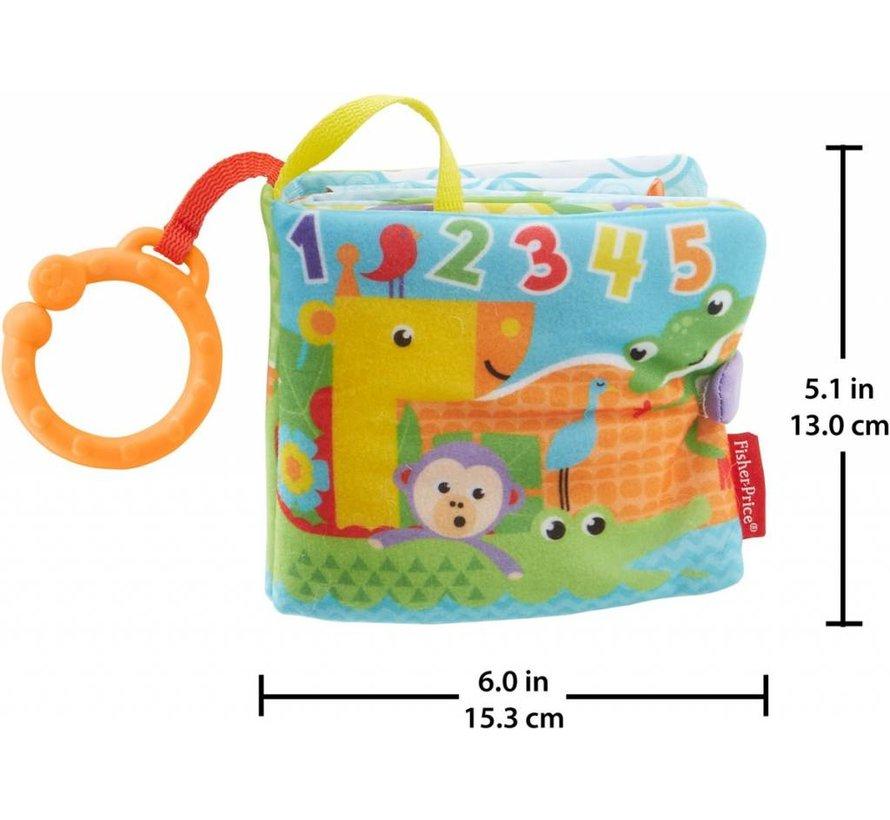 Fisher-Price 1 tot 5 Activity Boek - Babyboekje