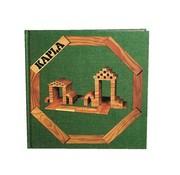 Kapla KAPLA Voorbeeldboek Deel 3 -Groen