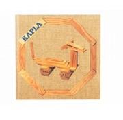 Kapla KAPLA Voorbeeldboek Deel 4 - Beige