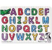 Melissa & Doug Melissa & Doug - See-Inside Alphabet Puzzel