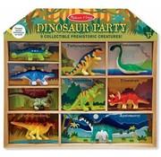 Melissa & Doug Melissa & Doug Speelfigurenset Dino's 10-delig