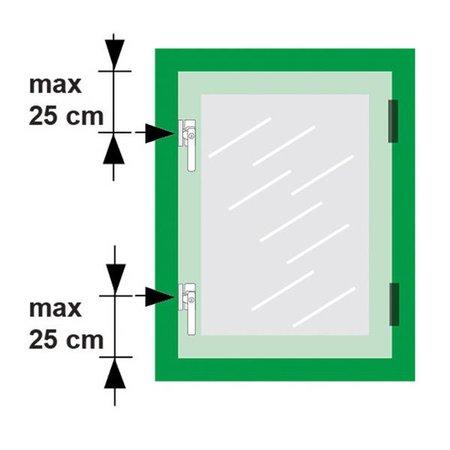 AXA Axa raamboompje 3320 F1 SKG* opbouw