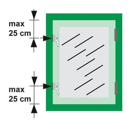 AXA Axa raamboompje 3319 F1 SKG* opbouw