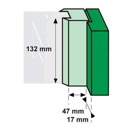 AXA Axa raamboompje 3319 F1 SKG* inbouw
