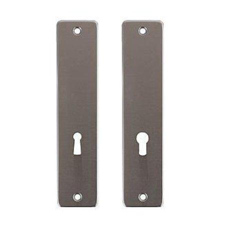 Ami Ami binnendeurbeslag PC55 F1 cilinder slotAmi binnendeurbeslag PC55 F1 zonder deurkruk/cilinder slot