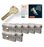 M&C M&C Condor cilinder met kerntrekbeveiliging (7x) - SKG***