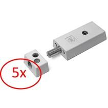 Dulimex penslot raamslot gelijksluitend (5x)