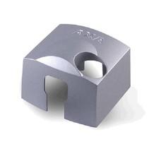 Kapje oplegslot 3012 zilver