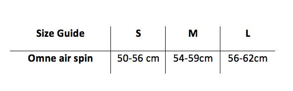 POC OMNE AIR SPIN - Hydrogen White