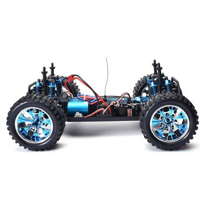HSP RC car 1/10 4wd off road Monster Truck brushless electric car 94111 pro