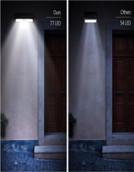77 LED Wireless Solar Power Motion Sensor Security Light Garden Path Lamp MPOW