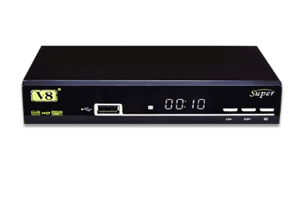 Freesat V8 Super 1080P Full HD DVB-S2 TV Box Satellietontvanger Ondersteuning Cccamd Newcamd Powervu Youtube via Wifi Dongle