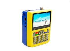 Freesat satellite signal finder meter V8 Finder Full HD DVB-S/S2 Satellite Signal Finder With 3.5 inch LCD Color Screen