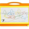 arge Size Children's Sketchpad Table Colorful Magnetic Drawing Board Doodle Writing Craft Art Kids Toys