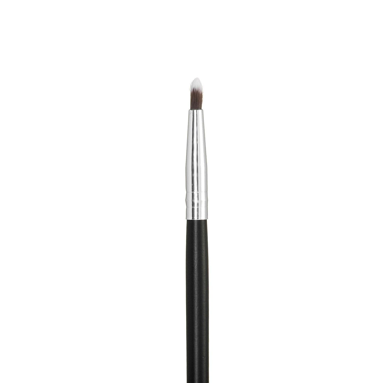 Ané Professionele make-upborstelset & GRATIS reis-make-up kwasthouder met kunstleer - Praktische cosmetica-tas met veilige en handige opslag