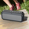 AUKEY Bluetooth Speaker, Outdoor Wireless Speaker with 16 Hours Playtime, Water and Shock Resistant, Dedicated Bass Port for iPhone, iPad, Samsung & More(SK-M8, Black)