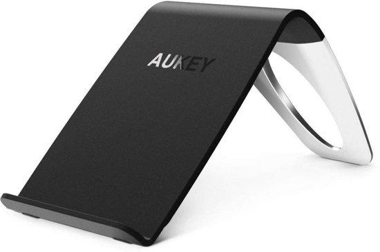 Draadloze Charger Pad QI van Aukey - zwart LC-C1