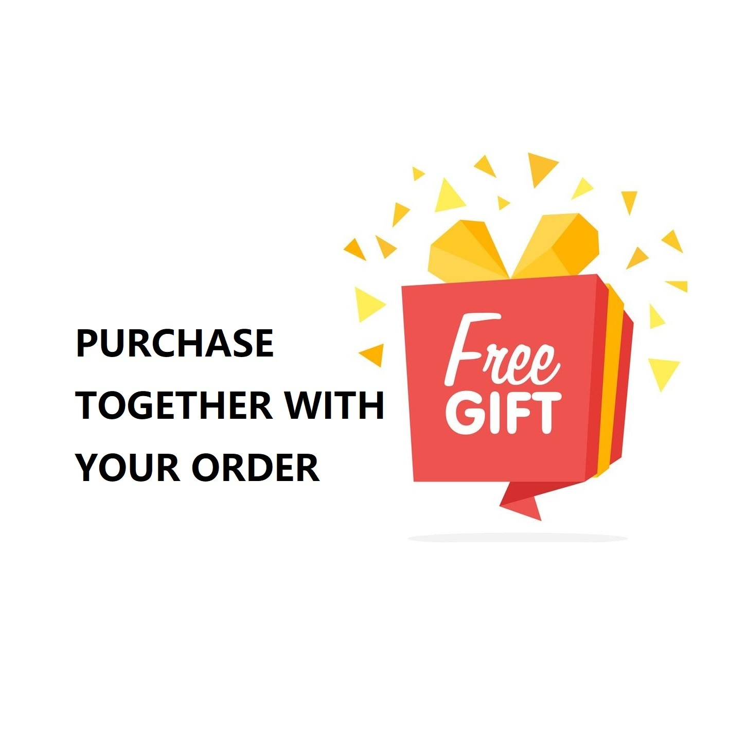 FREE GIFT Max 1 per order / GRATIS CADEAU Max 1 per bestelling