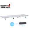 DESERT WALKER Camping cots, Outdoor Bed Ultra Lightweight Bed Portable cot Free Storage Bag Included 1.3kg