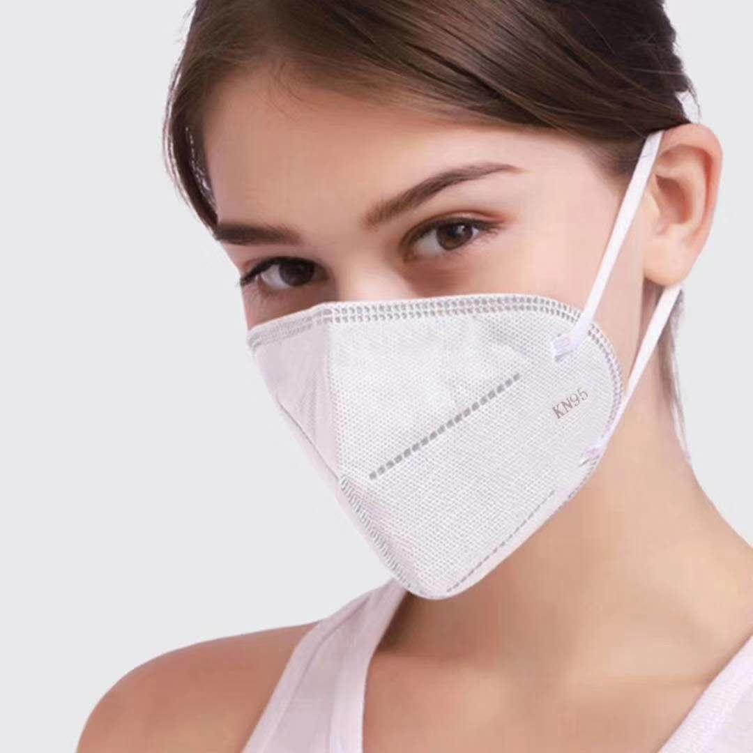 FFP2 KN95 CE FDA Mondkapje Mondmasker Stofmaskers Disposable face mask folding mask Mouth mask